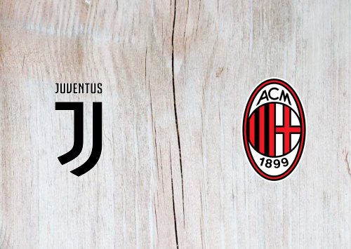 Juventus vs Milan -Highlights 10 November 2019