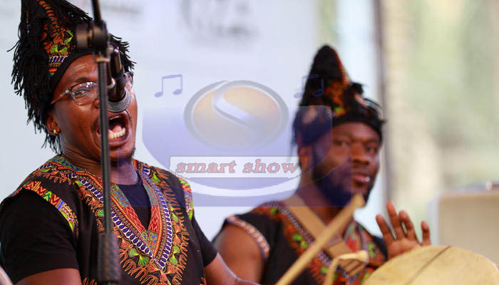 the first time Aswan Festival for African Music and Songs
