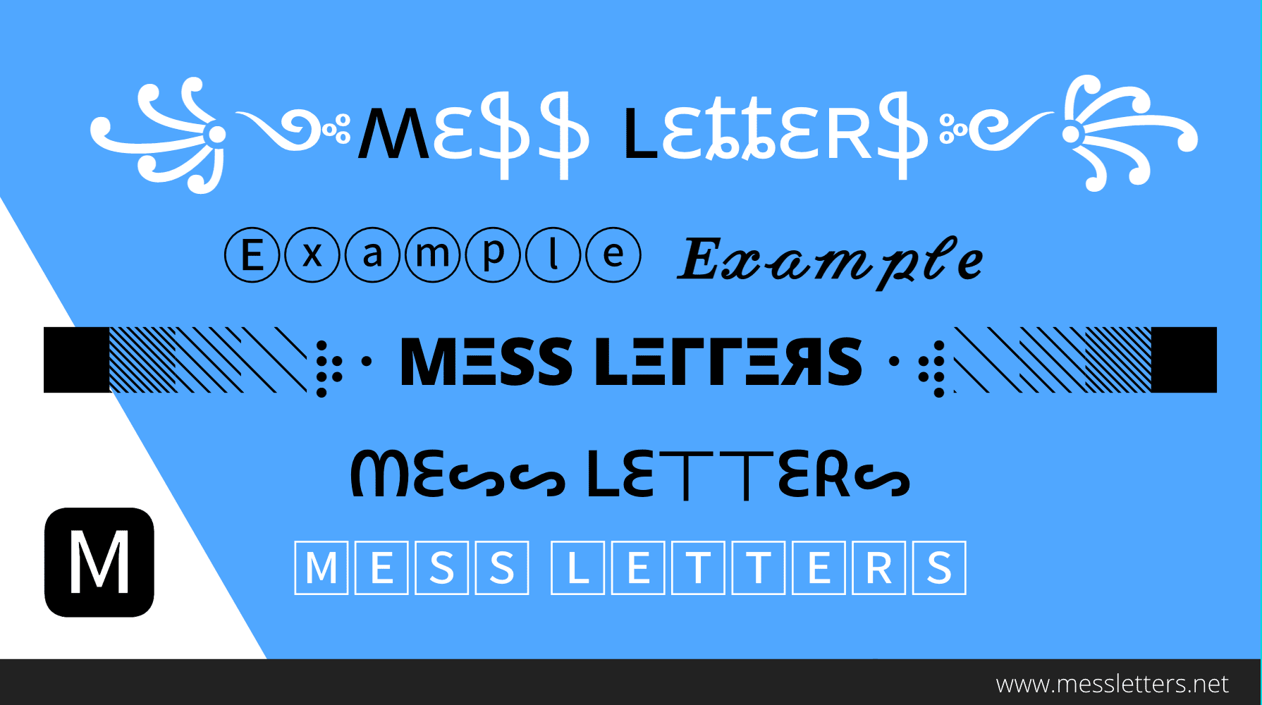 messletters featured image