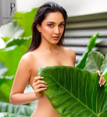 Kiara advani Seductive bollywood sexy babes photoshoot stills by Dabboo Ratnani