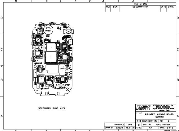 Flasher Ponsel: Skematik BB gemini 8520