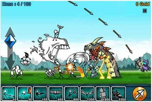 Cartoon Wars 2: Heroes for iOS - Free download and ...