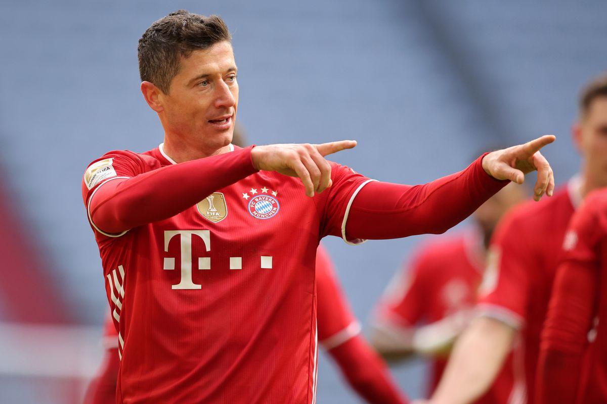 Bayern Munich will clinch the Bundesliga title at the Allianz Arena