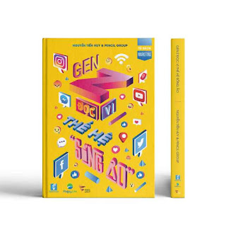 """Gen Z – Đọc vị Thế hệ """"Sống Ảo"""" ebook PDF EPUB AWZ3 PRC MOBI"""