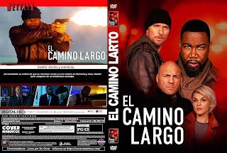 CARATULAThe Hard Way - El largo Camino 2019 NETFLIX [ COVER DVD]