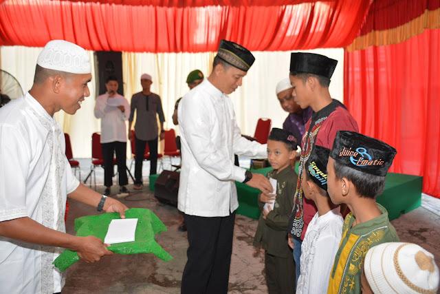 Safari Ramadhan di Kabupaten Selayar, Ini Pesan Danrem 141/Tp
