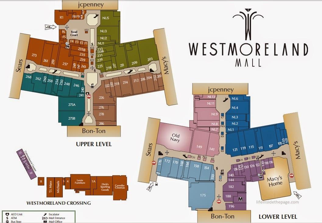Bath Body Works White Barn Candle Company Westmoreland Mall