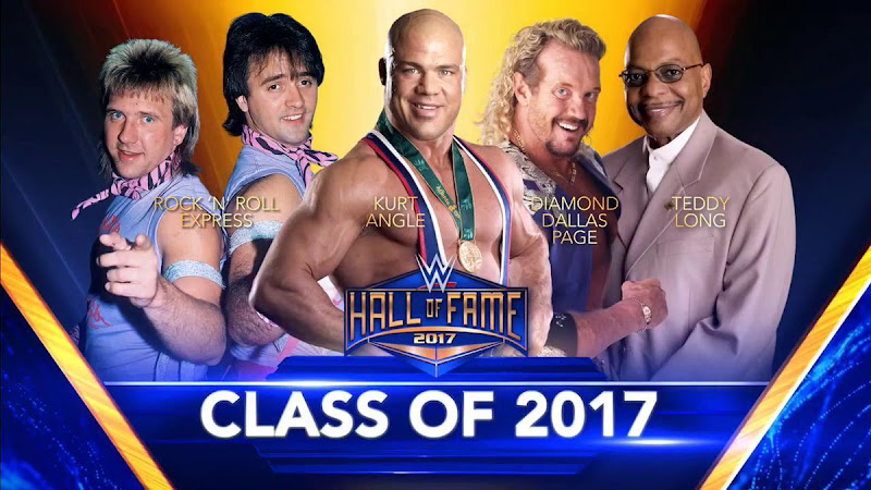 WWE Hall of Fame Class of 2017 is going to held on March 31, 2017 at Amway Center, Orlando, Florida. WWE Hall of Fame - Class of 2017 Inductee List