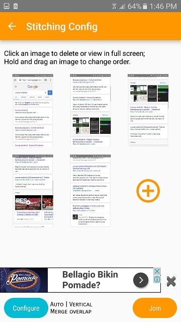 Cara Mengambil Long-ScreenShot Ala Xiaomi di Semua HP Android [Tanpa ROOT]