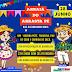 Ponto Novo: Arraiá do Arrastapé será realizado na próxima sexta (28), na Rua Altamirando Maia