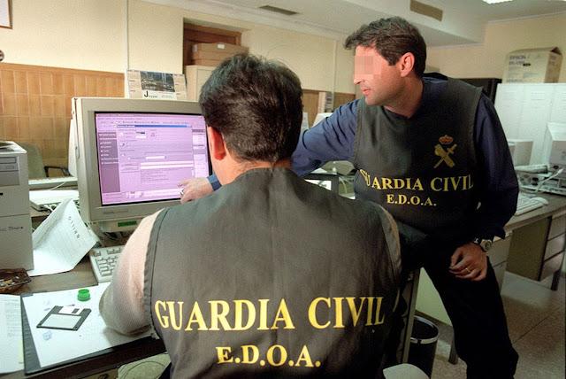 Interior alerta de una quincena de ciberestafas que utilizan como señuelo el coronavirus