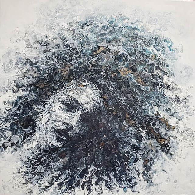 11-Acrylic-Portrait-Liz-Y-Ahmet-www-designstack-co