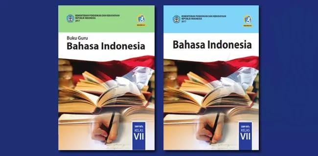 Buku Guru dan Siswa Bahasa Indonesia SMP MTs Kelas VII Kurikulum 2013
