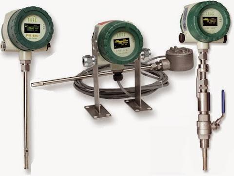Sage Thermal Mass Flowmeter