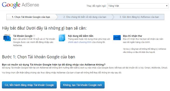Mất bao lâu để kích hoạt tài khoản Google AdSense?