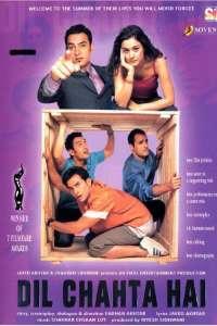 Download Dil Chahta Hai (2001) Hindi Movie 720p BluRay 1.6GB