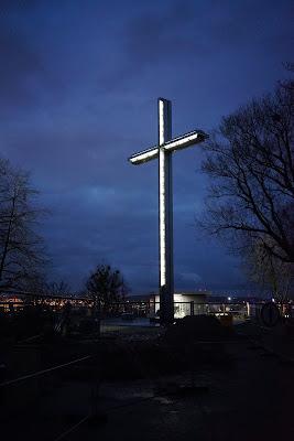 Krzyż na Kamiennej Górze