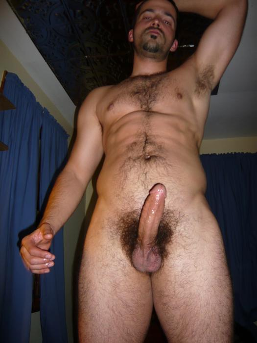 Straight Nude Black Men 112