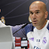 Konferensi Pers Zidane Pra-Pertandingan Atletico Madrid v Real Madrid