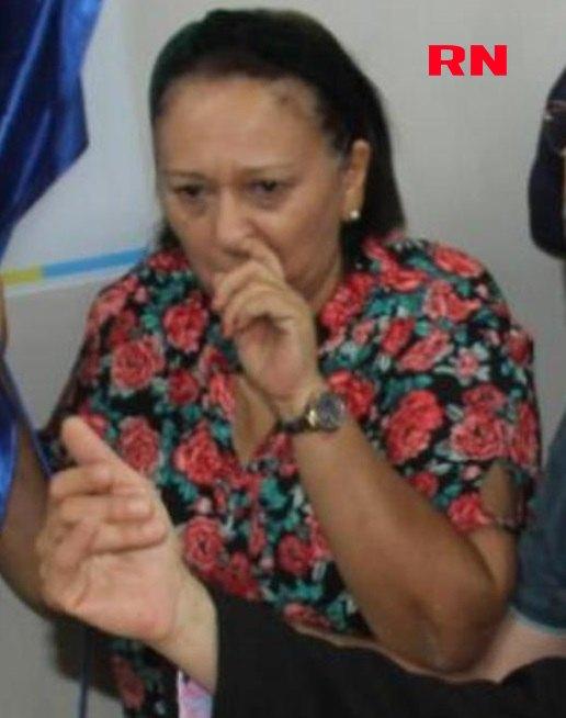 """RIACHUELO EM AÇÃO: """"Professora"""" Fatima Bezerra ( PT) não convenceu ..."""