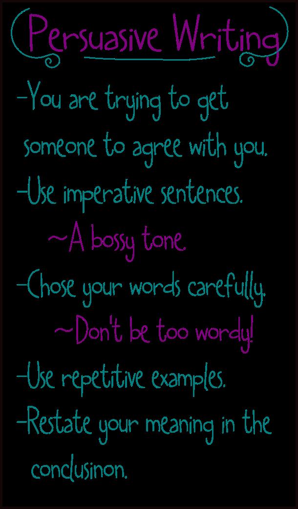 Persuasive essay meaning