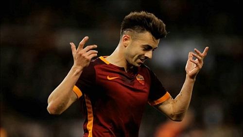 El Shaarawy cũng là tác giả của bàn thắng duy nhất giúp Roma hạ Bologna với tỷ số 1-0 tại Serie A tuần qua