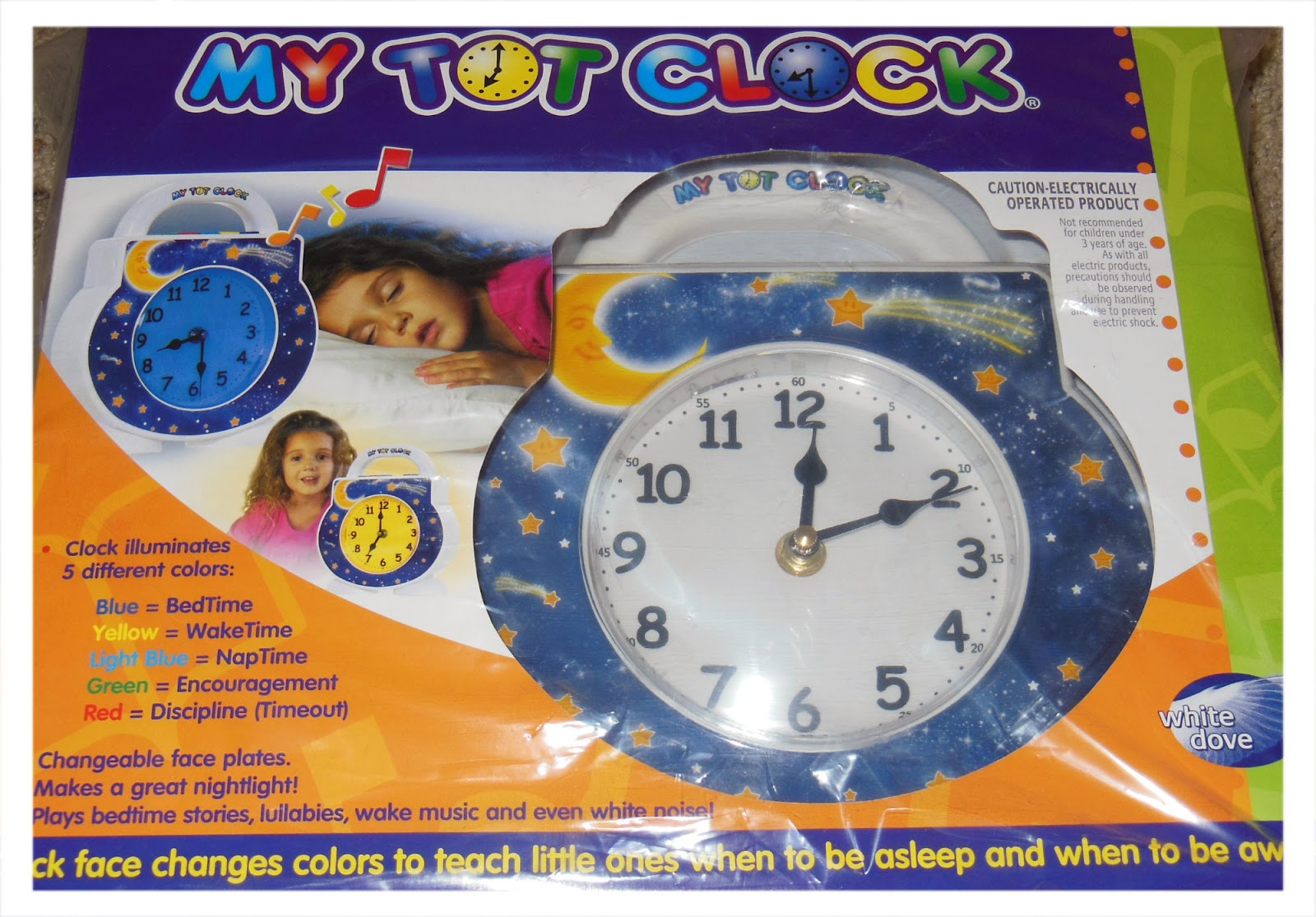Baby My Tot Clock Baby Gear