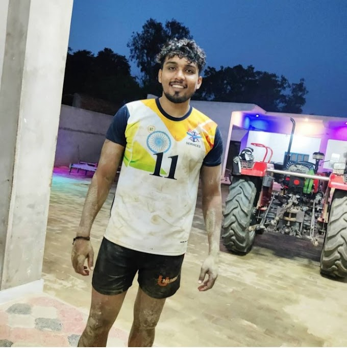 Arjun Deshwal Kabaddi Player Biography - Arjun Deshwal Wiki, Family, Career, Awards, Height, Village