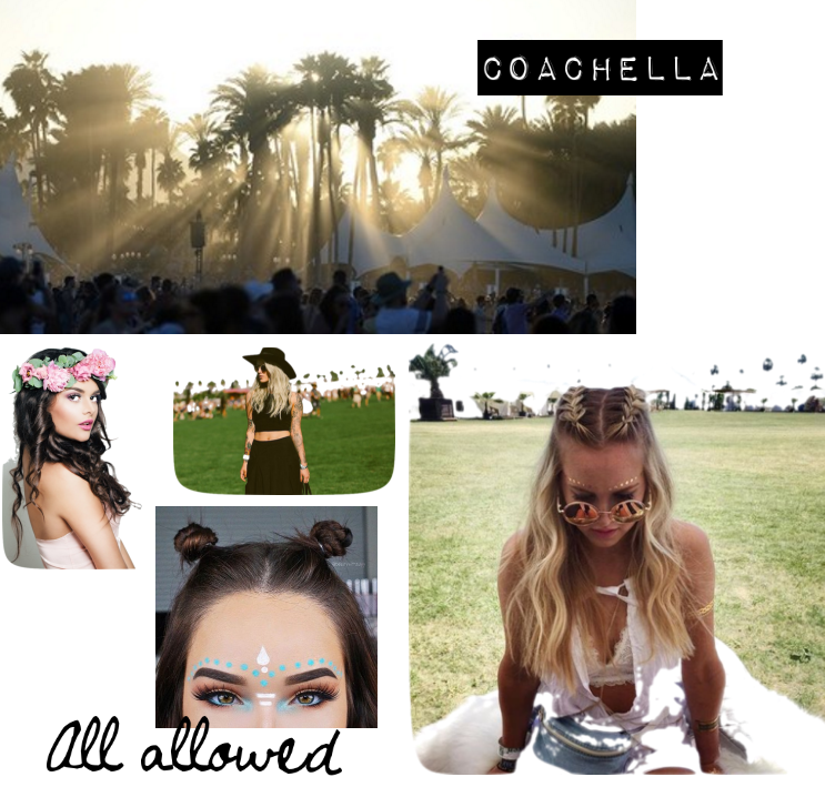 Coachella  All allowed. Wszystko dozwolone