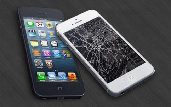 thay mat kinh iphone 5