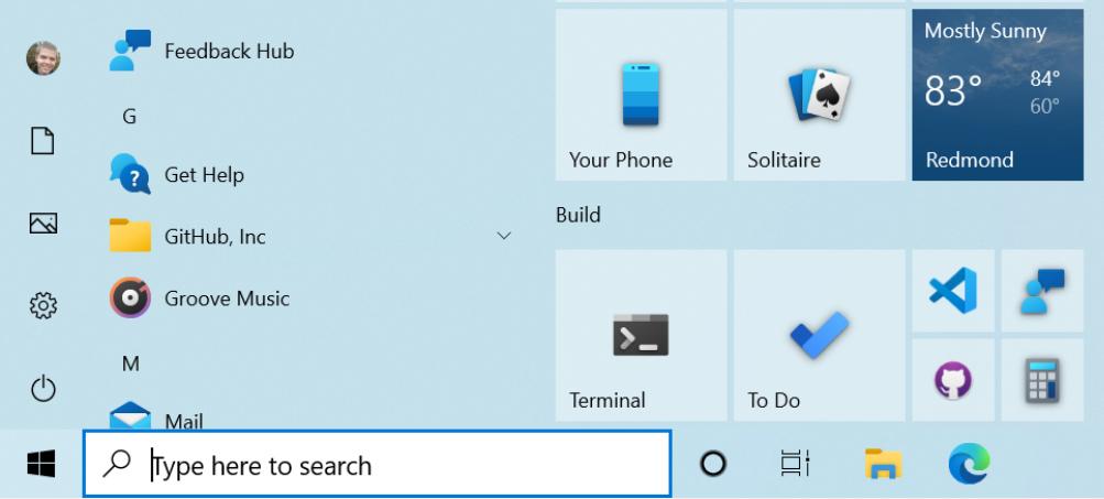 Iniziato il restyling delle icone classiche di Windows 10