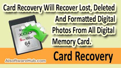 Card Recovery Software