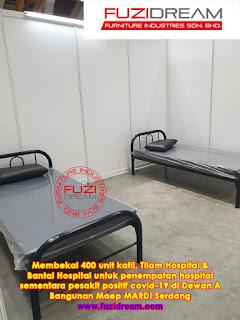 Pembekal Bantal Hospital