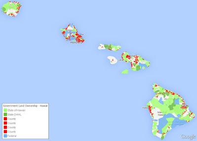 Hawaii Statewide GIS Program. 2017