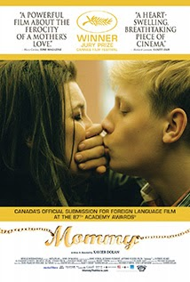 mommy movie poster