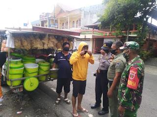 Gabungan Polsek Maiwa, Koramil Maiwa dan Satpol pp Melaksanakan Operasi Yustisi Hari Ke 3