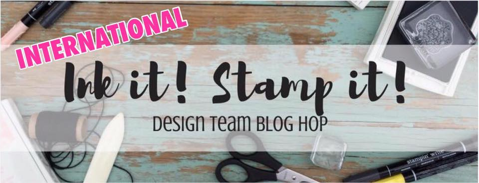 Ink It Stamp It Blog Hop New Catalogues Handmade By Fiona