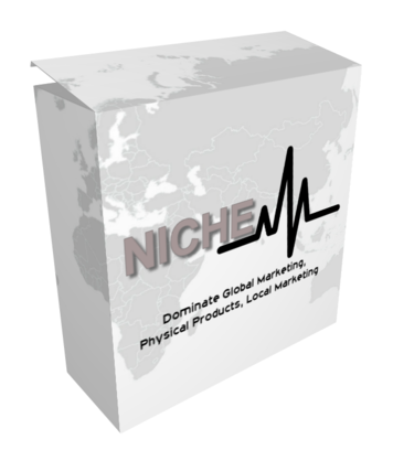 Niche Pulse [Dominate Global Marketing, Physical Products, Local Marketing]