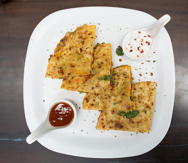 Payaz Paratha Breakfast recipes