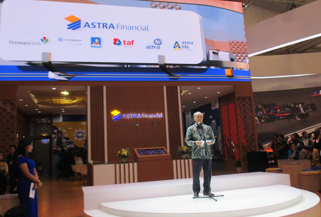 Direktur Astra Financial GIIAS 2019