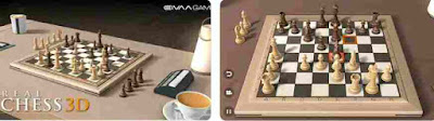 Game Catur  Real Chess 3D Free