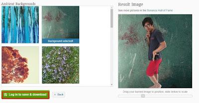 cara ganti background foto secara online via komputer/laptop