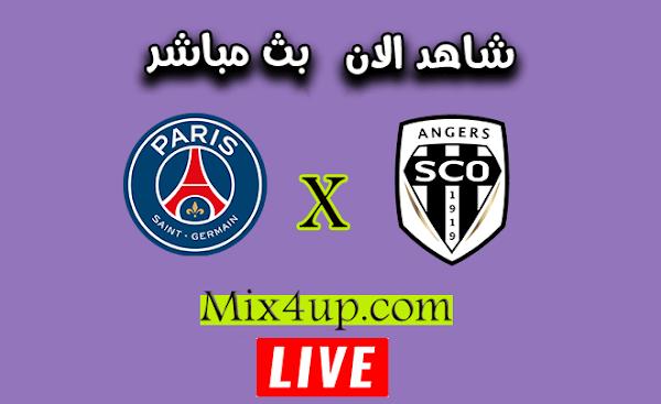 نتيجة مباراة باريس سان جيرمان وأنجيه اليوم بتاريخ 02-10-2020 في الدوري الفرنسي