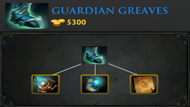 Guardian Greaves