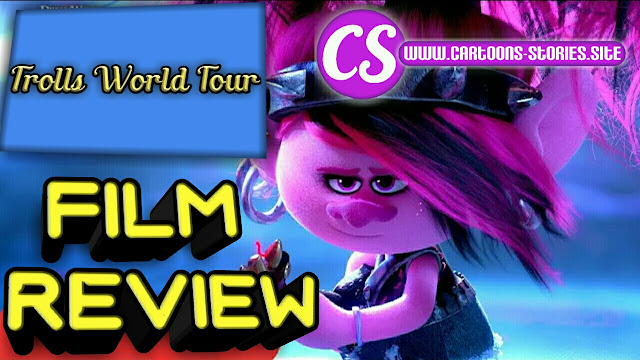 """Trolls World Tour"" Review 