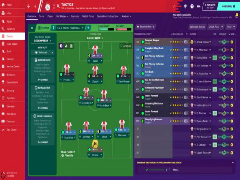 Football Manager 2020 PC Game Free Download