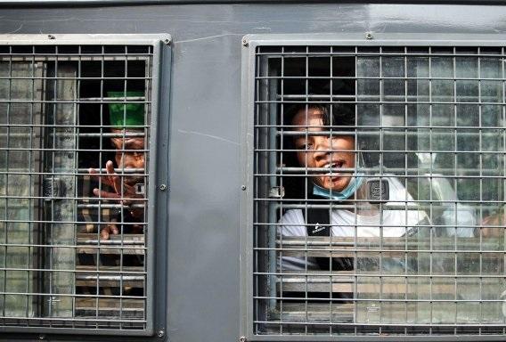 Sejumlah Peserta Aksi Bela Palestina Ditangkap Polisi, LBH: Ini Bentuk Pembungkaman Pendapat!