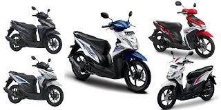 Daftar Motor Paling Laris di Indonesia per Januari 2016