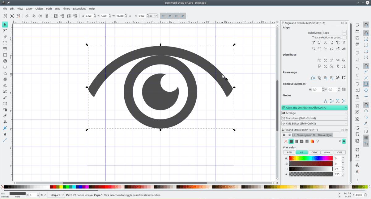 Aplikasi Pengganti CorelDRAW Illustrator - Inkscape