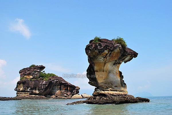 Sarawak Cobra Sea Stack